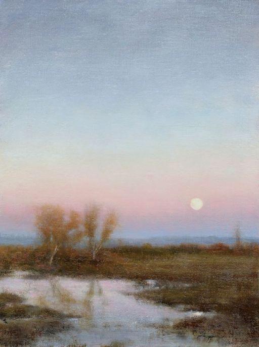 Bosque Moonrise (SOLD)