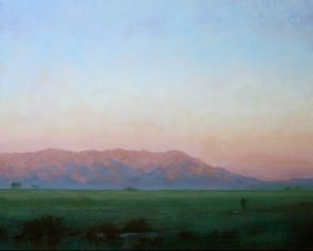 Evening Near Bountiful (sold)