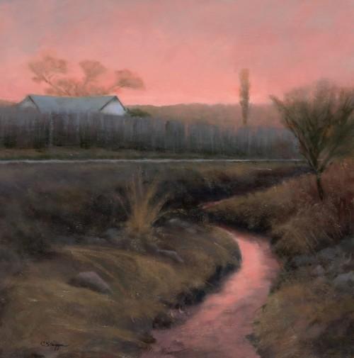 Llano Twilight (SOLD)