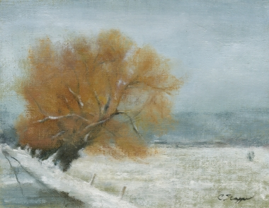 Winter Willows (SOLD)